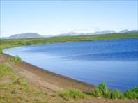 Озеро Комато.