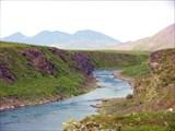 Верхняя часть Карского каньона.