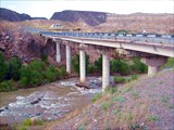 Мосто через Чарын