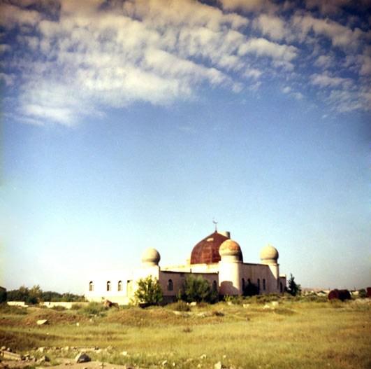 Брошеная мечеть