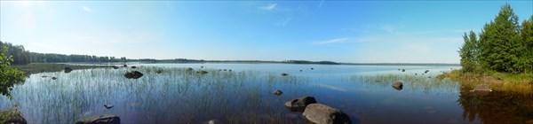 Вагатозеро.