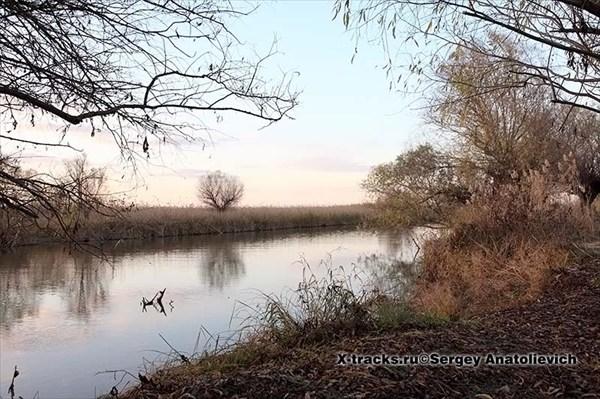 Тишковский канал в районе СМР09