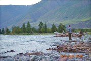 Рыбалка на Балыкче