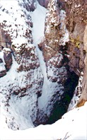 Хипста,Абхазия.Экспедиция в п.Снежная,осень2002 ком.Низамутдинов
