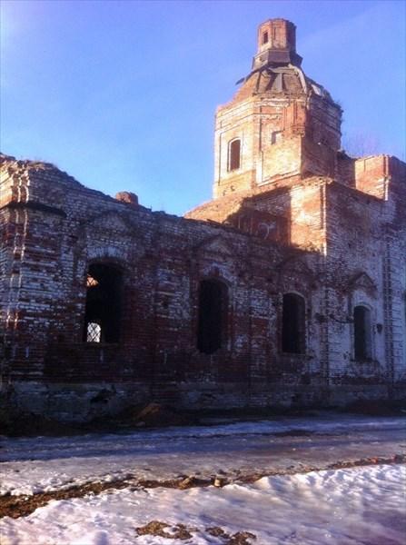 Церковь Успения Пресвятой Богородицы 1780, с. Вятское