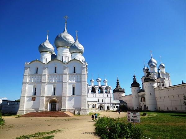 Успенский собор Ростов Великий 1508—1512
