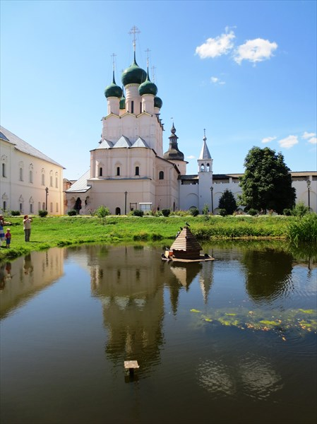 Церковь Иоанна Богослова 1683