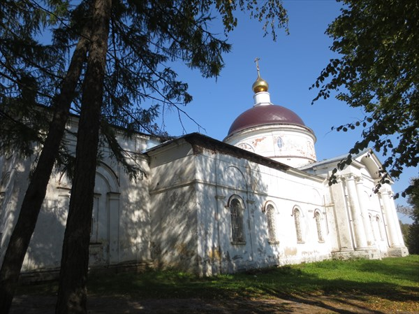 Никольский собор 1766 г Мышкин