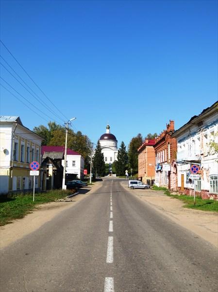 Улица Ленина Мышкин