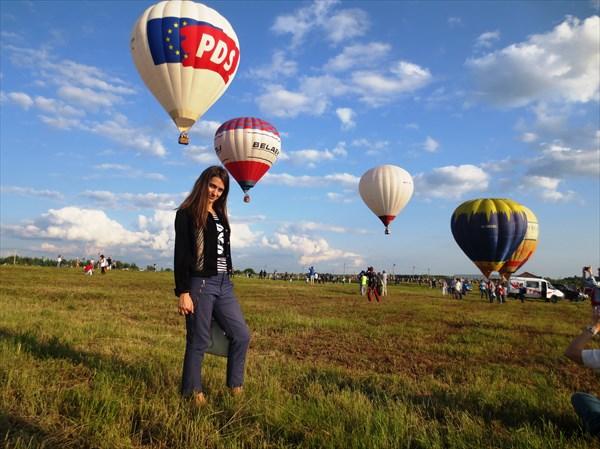 Переславль-Залесский, Веслево, Фестиваль воздухоплавания