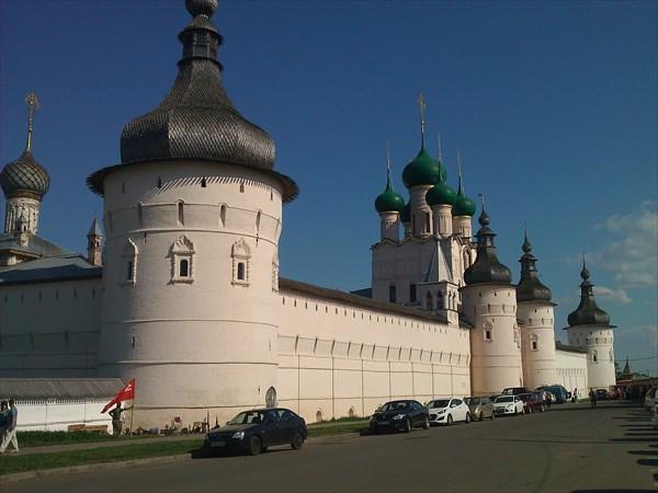 Ростовский Кремль, 1670—1683