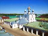 Церковь Спаса Всемилостивого на Торгу Ростов Великий 1685-1690
