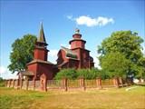 Церковь Иоанна Богослова, с. Ишня 17 в.