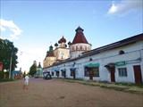 Борисоглебский на Устье Ростовский монастырь осн. 1363