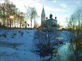 Воскресенская церковь, 1705 г., с. Вятское