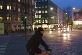 Ночь - не помеха для финских велолюбителей