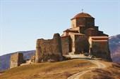 Джвари — храм и монастырь