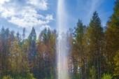 Тот самый природный фонтан
