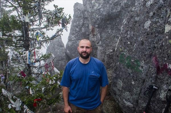 Николай на вершине