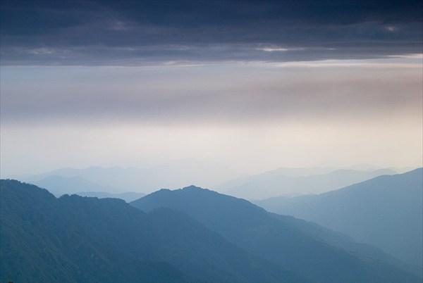 Вид из Рапче