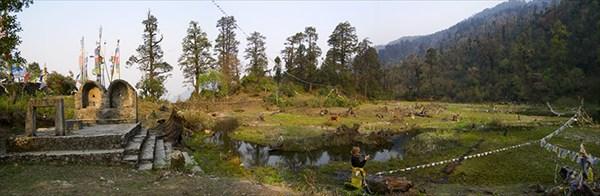 озеро Парвати Кунд