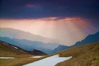 Трек в районе Ганеш Химала (Непал)