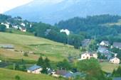 Французские Пиреней. Горная деревушка