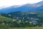 Французские Пиренеи. Вечер в горах