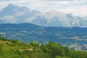 Ронские Альпы. Окрестности города Оранж