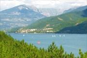 Ронские Альпы. Озеро Серре-Понкон