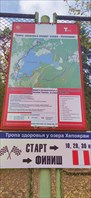 Схема маршрутов