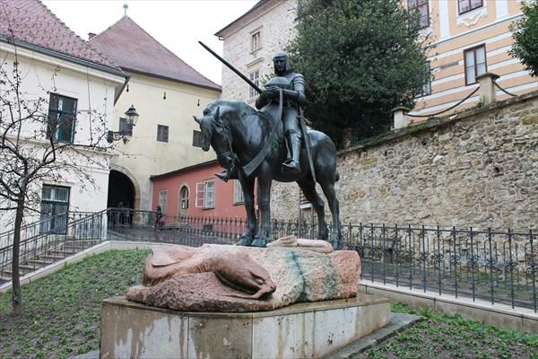 Памятник Святому Георгию