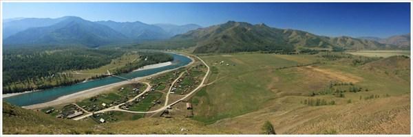 Село Тюнгур