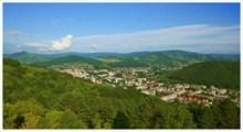 Вид на центральную часть Горно-Алтайска