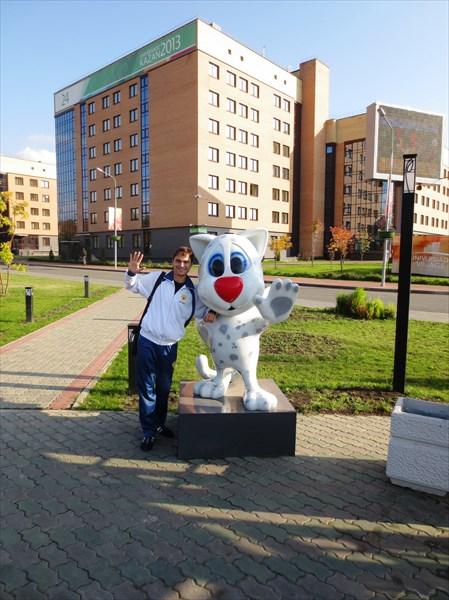 Деревня универсиады (Казань)