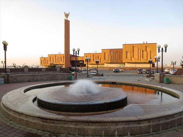 Национальный культурный центр (НКЦ) «Казань» (Казань) 1988