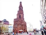 Колокольня Богоявленского собора (Казань) 1897