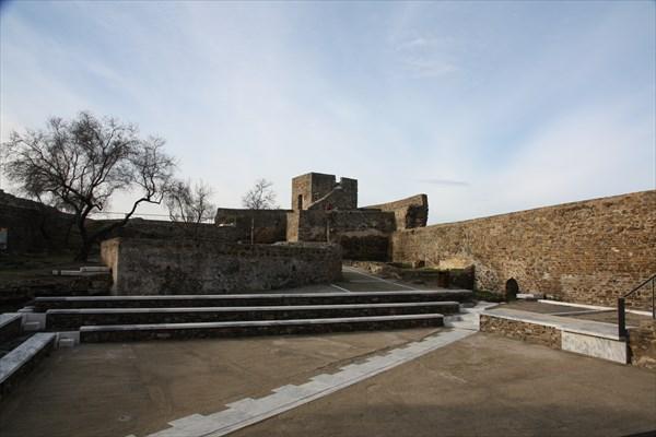 В крепости Мертула