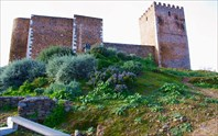 Крепость в Мертуле