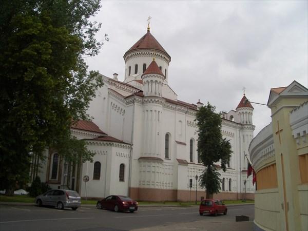 Кафедральный собор Успения Пречистой Божией Матери