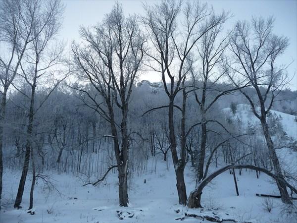Мороз в Жигулях