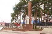 Памятник павшим в Заводоуковске.
