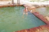 Бассейн в Березовке.