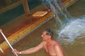 В бассейне Фешенеля.