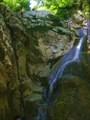 Дюльфер с Агурских водопадов