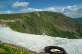 На перевале Караташ