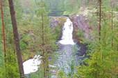 Водопад Аренгский