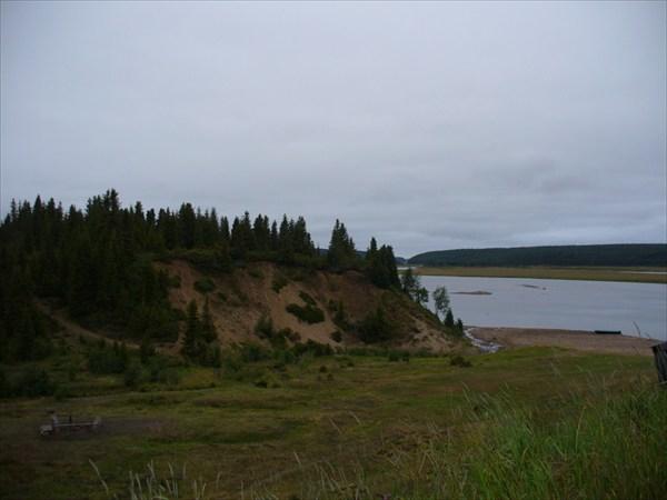 С.Варзуга гостевая поляна