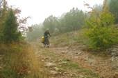Спуск с перевала Бечку