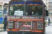 Автобус в Дамаске